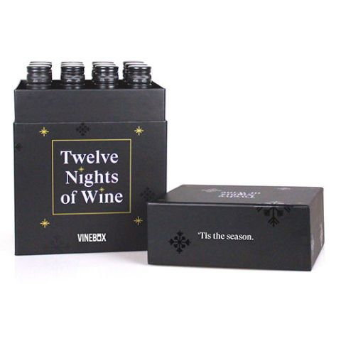 Vinebox Twelve Nights of Wine