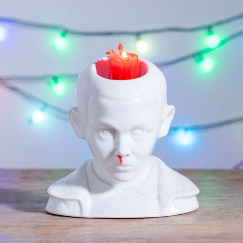 eleven nose bleed candle wax