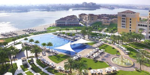 The Ritz-Carlton, Abu Dhabi Grand Canal — Abu Dhabi, United Arab Emirates