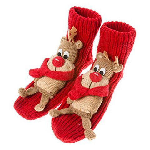 13 best christmas socks for 2018 cute holiday christmas socks