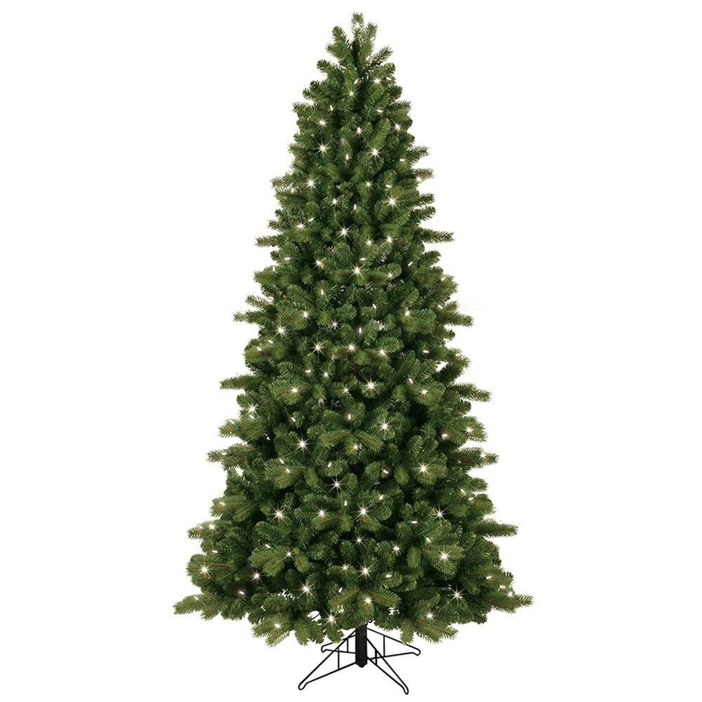 7 Foot Fake Christmas Tree