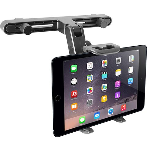 Macally Adjustable Car Seat Headrest Mount And Holder