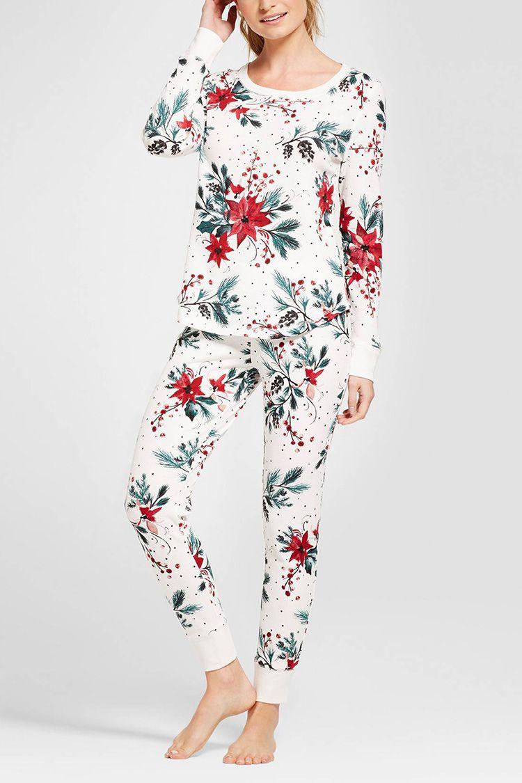 target christmas pajamas set