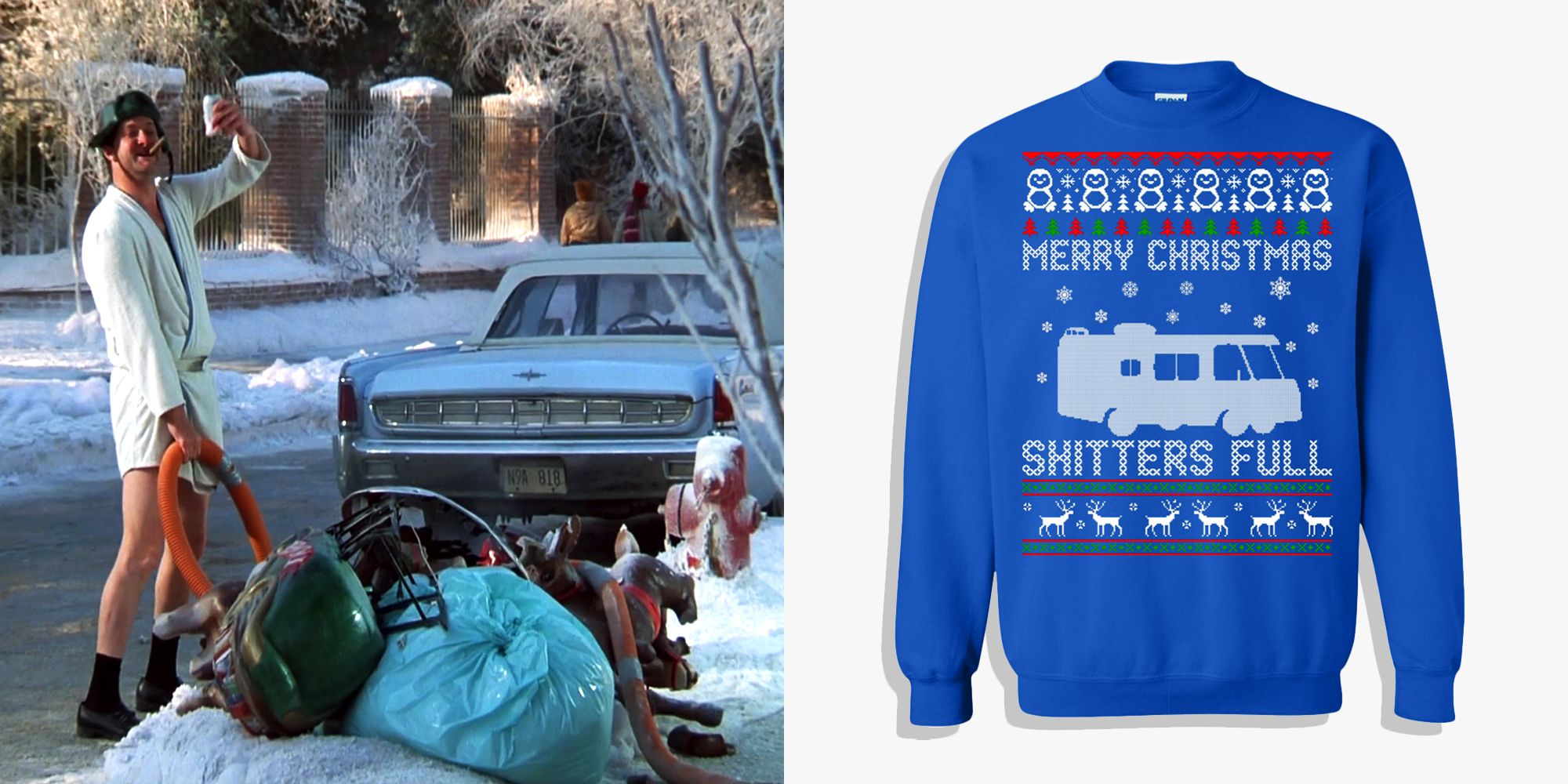 1fc4751c484 These  National Lampoon s Christmas Vacation  Sweaters Will Have You  Asking