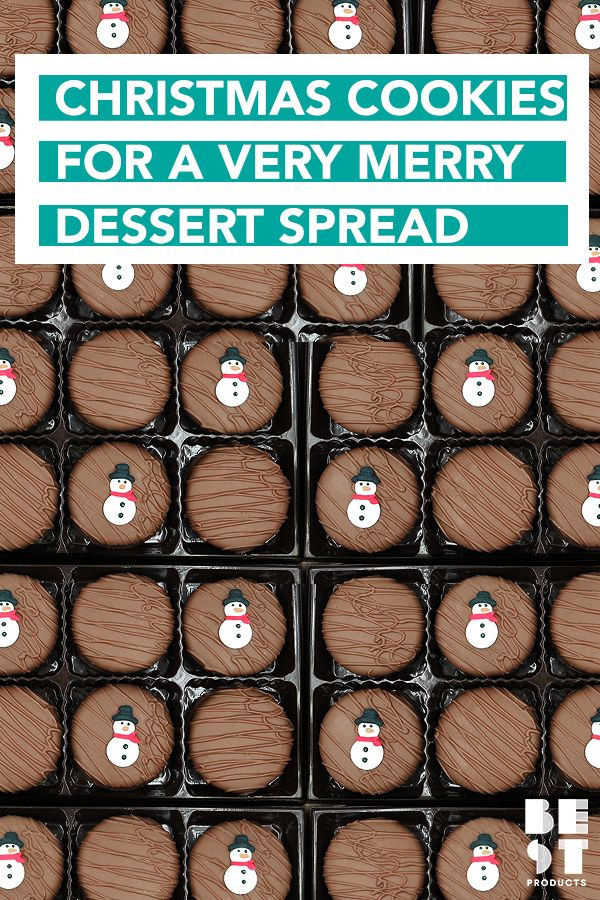 10 Best Store Bought Christmas Cookies 2018 Where To Buy Decorated