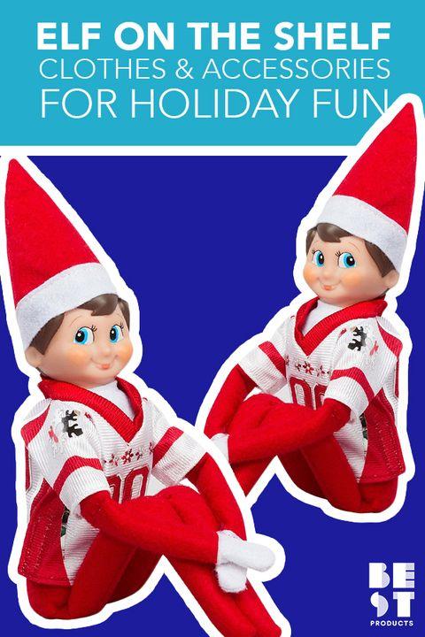 19 Best Elf On The Shelf Clothes For 2018 Girl Amp Boy Elf