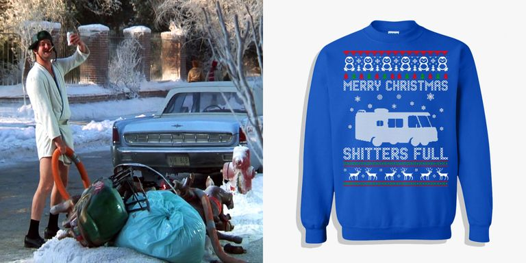 49 Christmas Vacation Sweaters Including Shitter S Full Sweater And