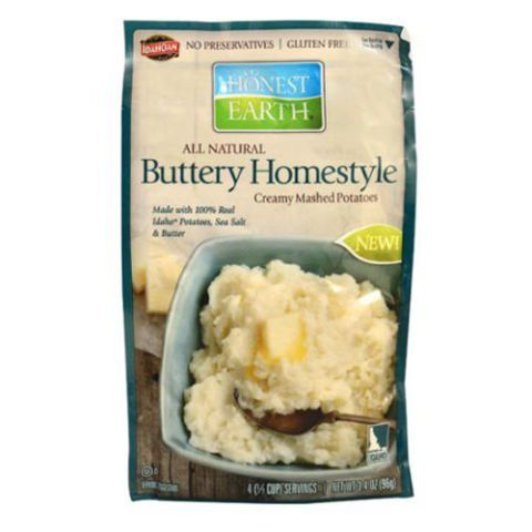 Idahoan Honest Earth Buttery Homestyle Mashed Potatoes