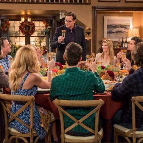 Thanksgiving TV Fuller House