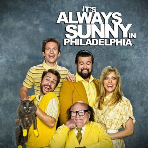 Thanksgiving TV It's Always Sunny in Philadelphia