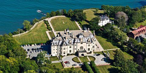 Newport — Rhode Island, The Breakers