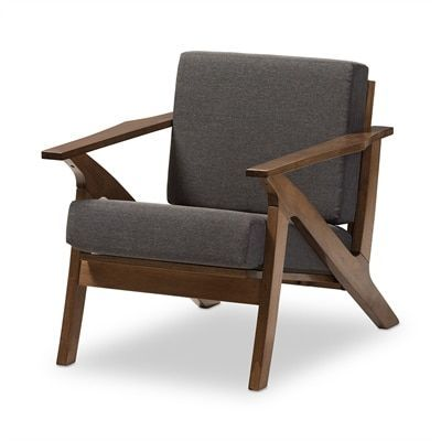Baxton Studio Cayla Living Room Chair