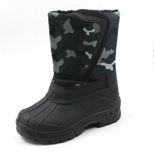 Turn a snow day into a fun day of sledding, snowmen, and snow angels with these durable boots from L.L. Bean. The felt liner is removable, so if it gets wet, toss it into the dryer so your kids won't miss a step.