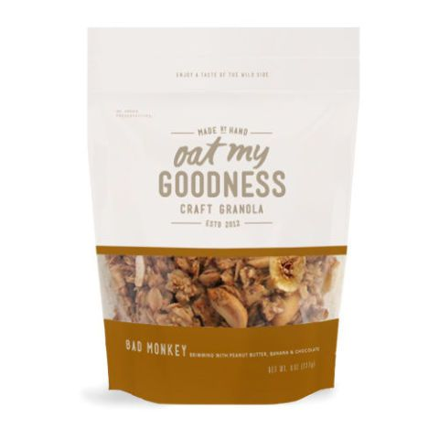Oat My Goodness Bad Monkey Granola