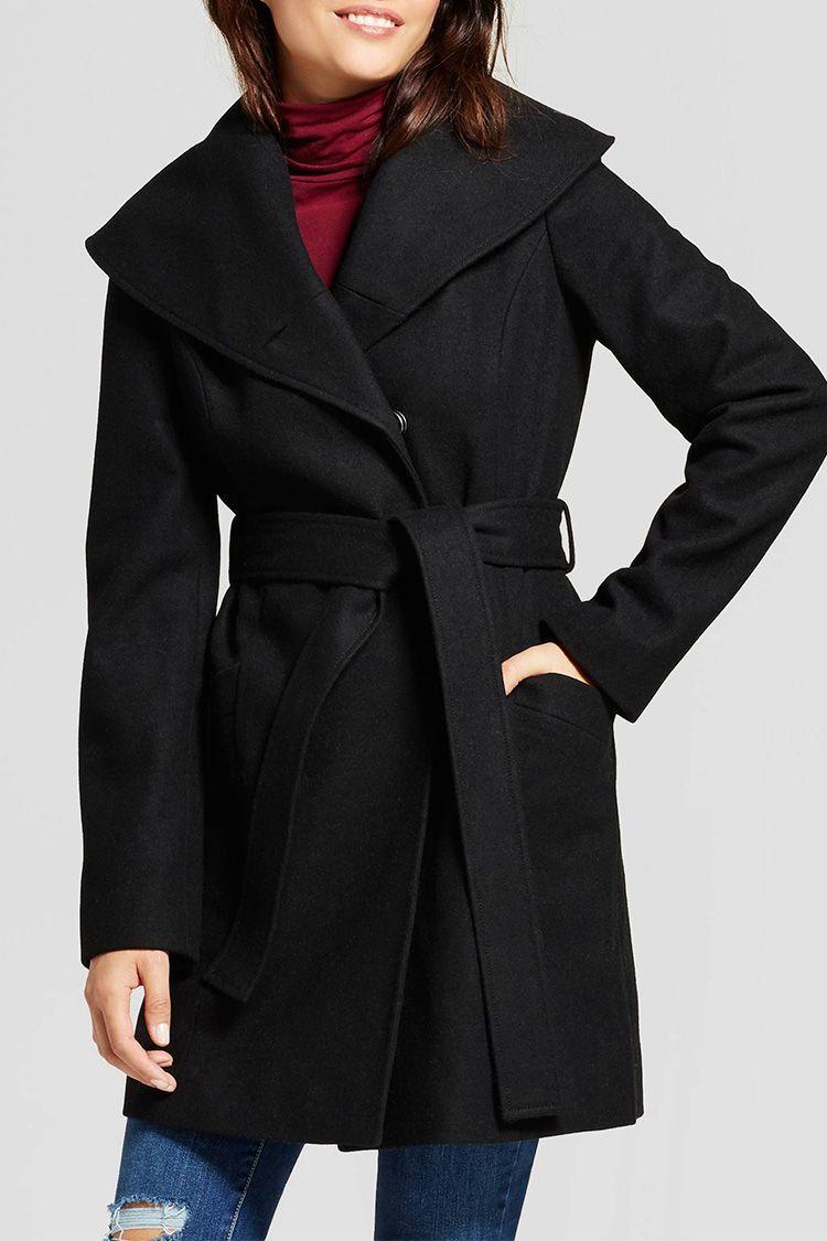 10 Beautiful Wrap Coats for Fall 2018