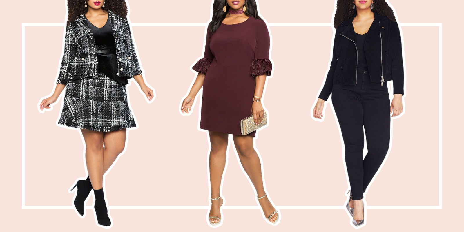 Plus Size Women 2018