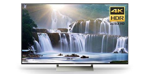 Sony XBR X930E 4K TV