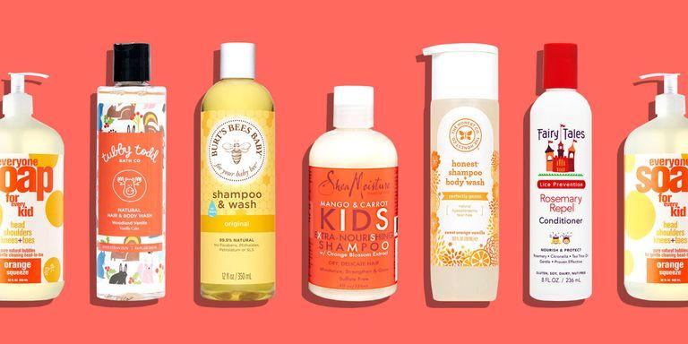 9 Best Kids Shampoo Brands For 2018 Best Shampoo For Kids