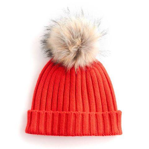 d93bae35922 11 Best Pom Pom Hats for 2018 - Fur   Fuzzy Pom Pom Hats