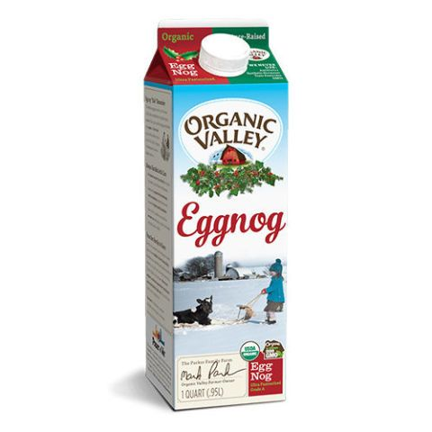 Organic Valley Ultra-Pasteurized Grade A Egg Nog
