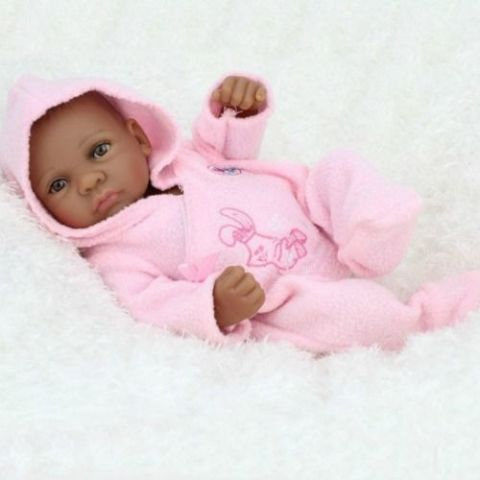 Silicone Newborn Baby