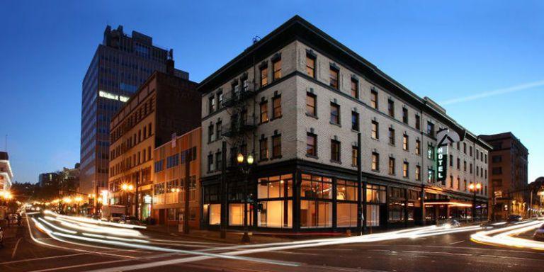 Portland Hotels