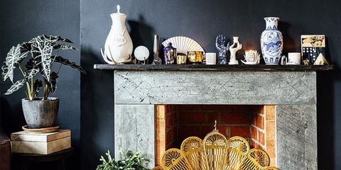 8 Beautiful Mantel Decor Ideas - How to Decorate Your Mantel for Any ...