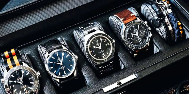 Watches for men leather
