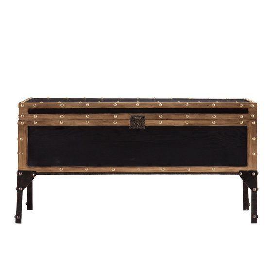 Joss U0026 Main Brielle Coffee Table Trunk