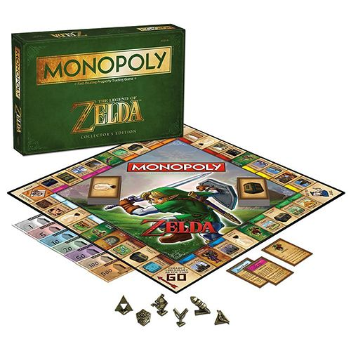 19 Best Gifts For Legends Of Zelda Fans Cool Zelda Gifts For The Biggest Gamers