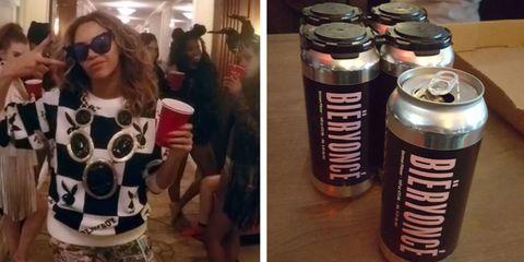 Beyonce beer - Biëryoncé