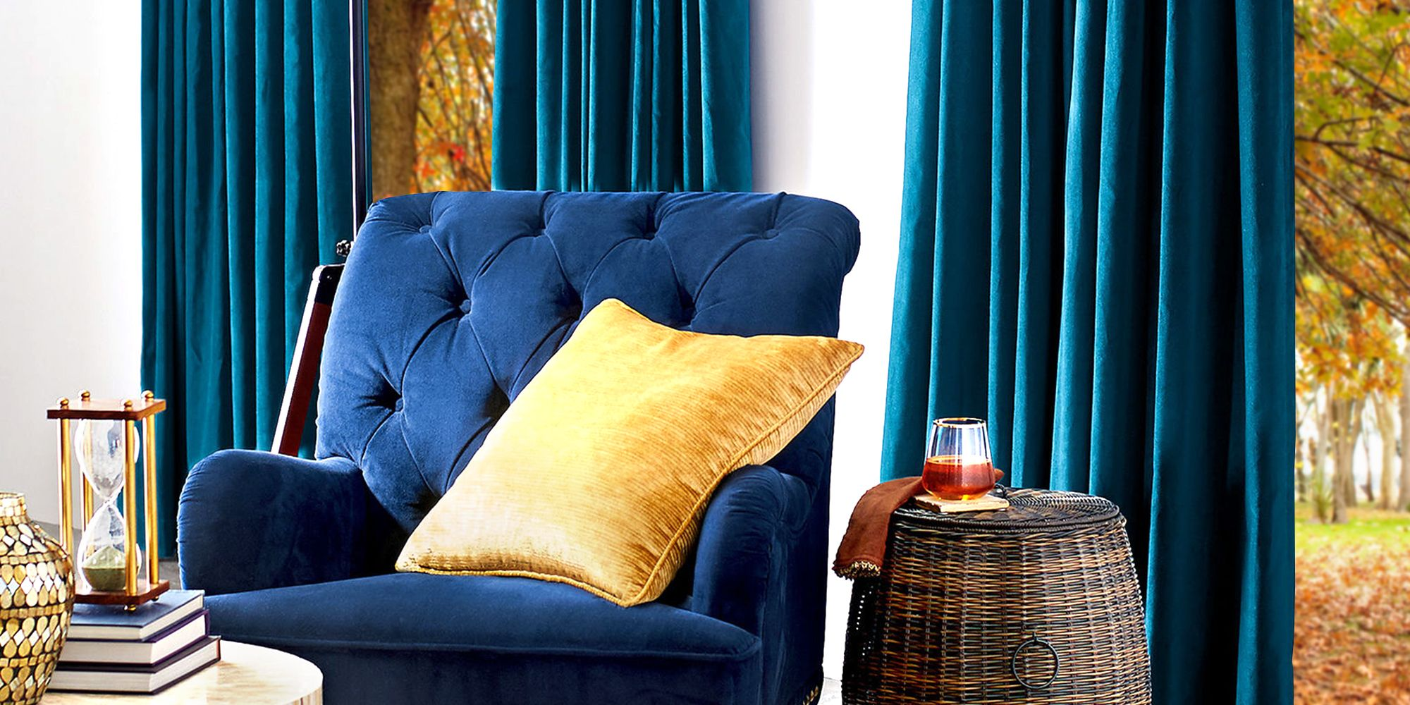 10 Beautiful Velvet Curtains For Any Room In Your Home 2018 Velvet Curtains Drapes