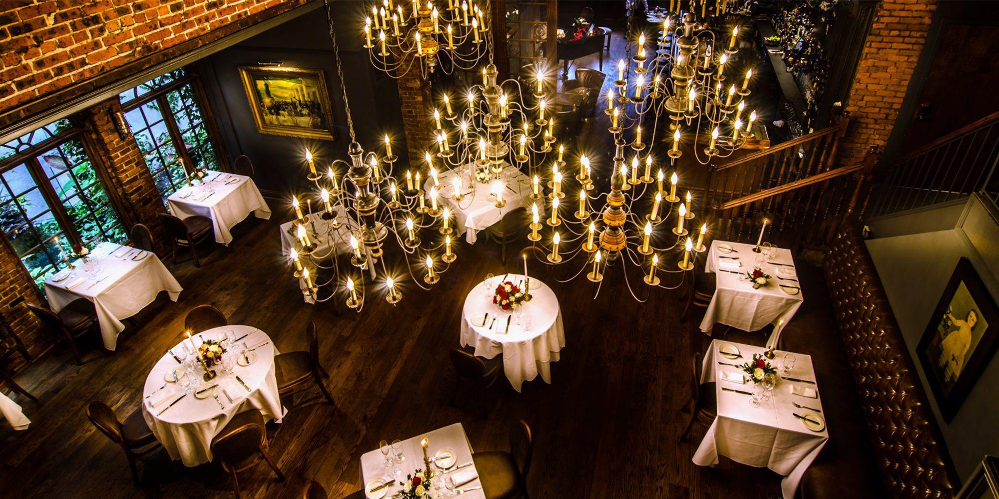 10 Most Romantic Restaurants In Nyc Best Date Night Restaurants In