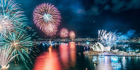 The 20 Best Cities to Celebrate New Year\'s Eve Around the World