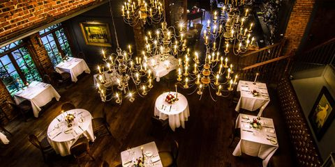 10 Most Romantic Restaurants In Nyc Best Date Night