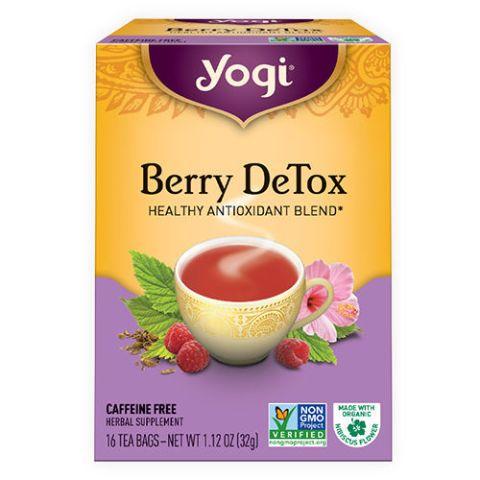 Yogi Berry Detox Tea