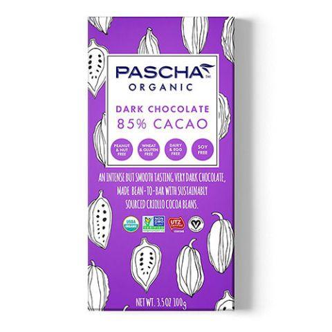 Pascha Organic Dark Chocolate
