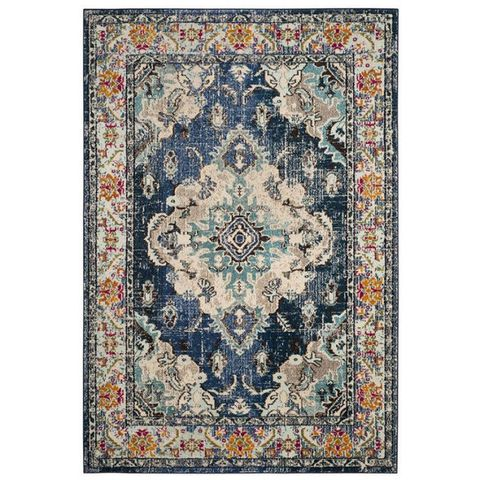 9 Persian Rugs That Make a Living Space