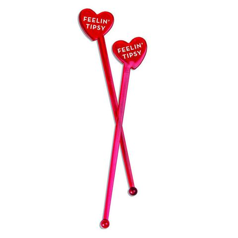 Party Partners Feelin' Tipsy Cocktail Stirrers