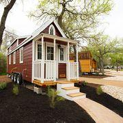 Austin's Original Tiny Homes Hotel, Rose E-18.