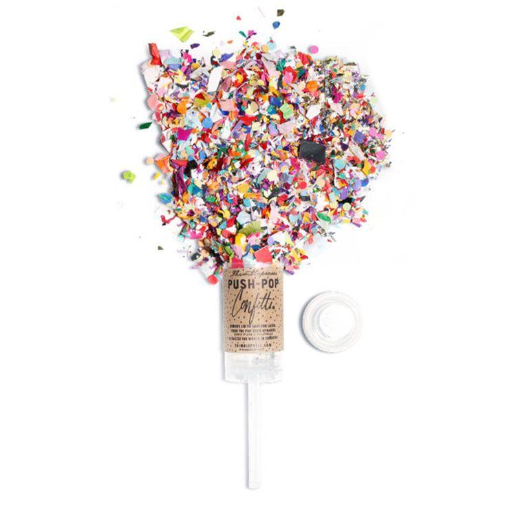 Thimblepress The Original Push-Pop Confetti