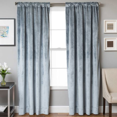10 Beautiful Velvet Curtains For Any