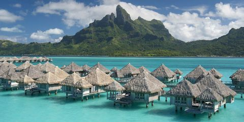 St Regis Bora Bora, Honeymoons Destinations