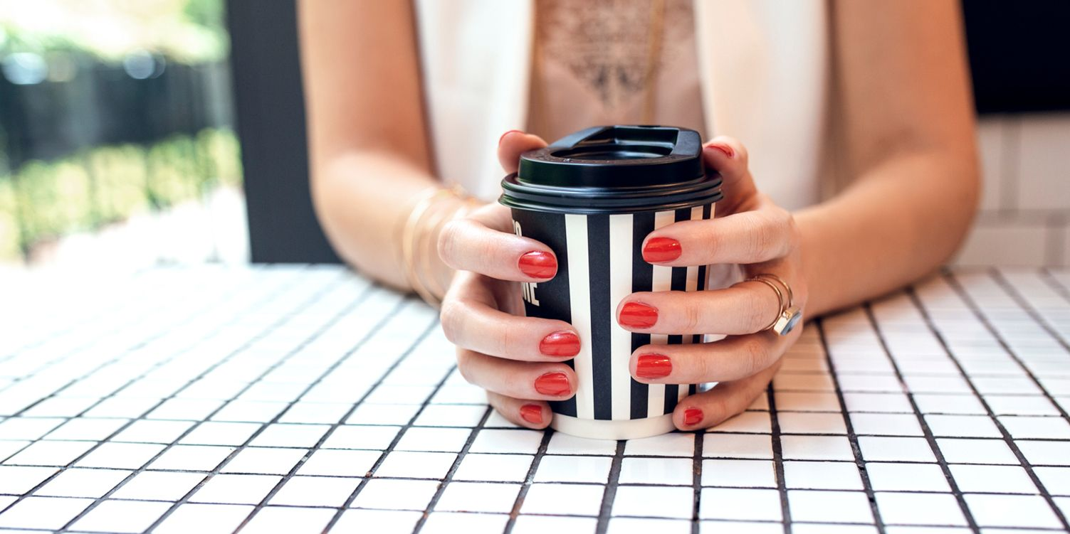 Consider Your Next Red Nail Polish Found