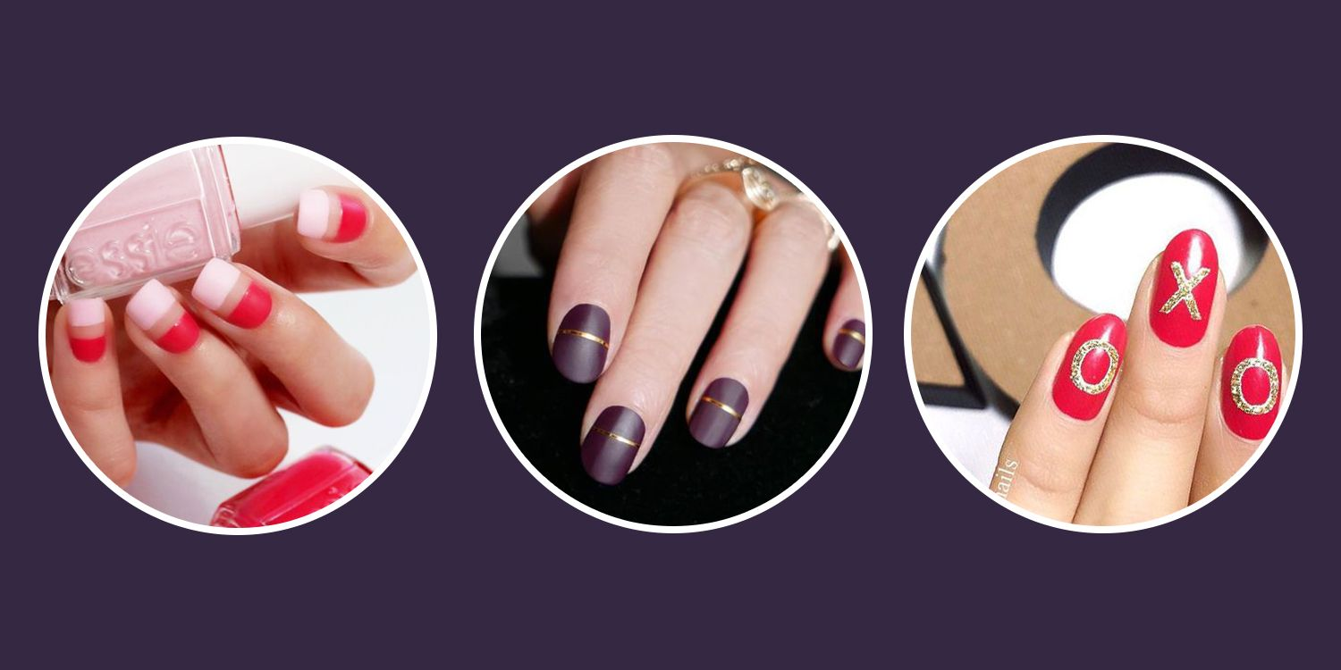 9 Best Valentines Day Nails for 2018 - Cute Valentine\'s Day Nail Art ...