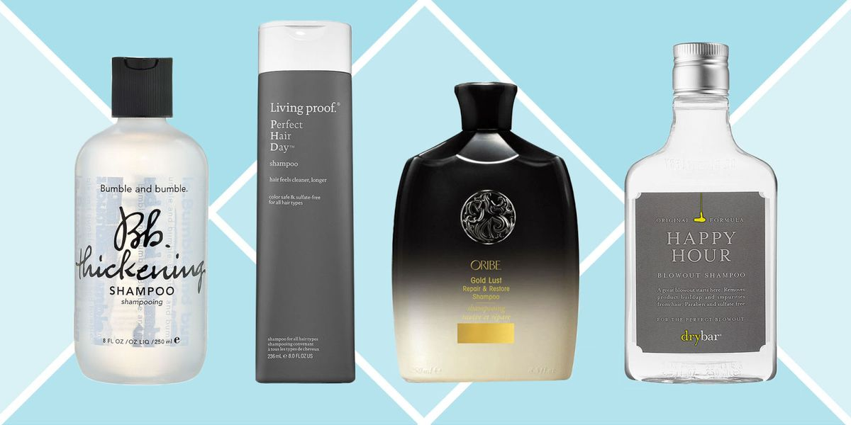 12 Best Shampoo Brands For Every Type Of Hair In 2018