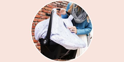Car Seat Covers Here Are The Best To Keep Germy Hands And Outdoor Elements From Getting Your Little Bundle Of Joy