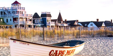 Cape May, Romantic Getaways for Couples