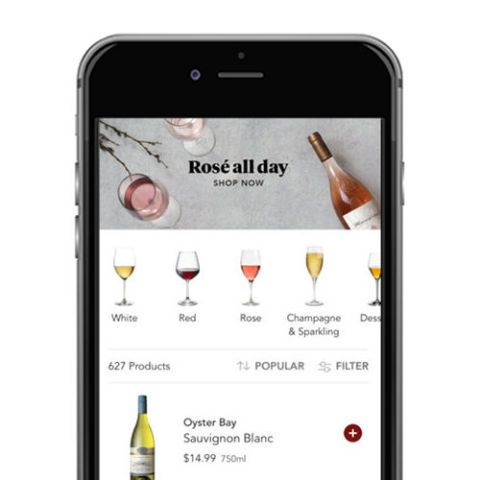 7 Best Alcohol Delivery Apps for 2019 - Beer & Wine Delivery