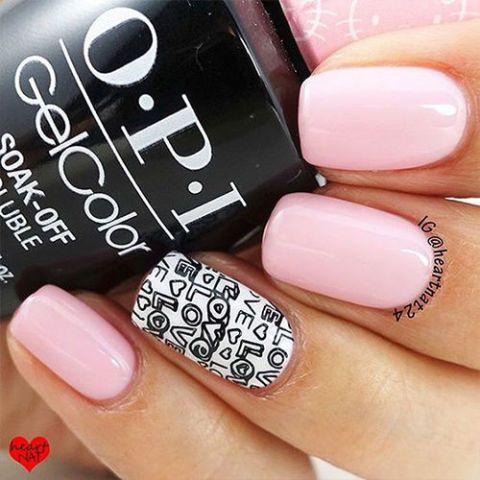 Love Pink by @Heartnat